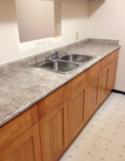 Kitchen Dual Sink 1